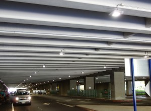 Photo of Honolulu International Airport Arrivals LED Light Upgrades